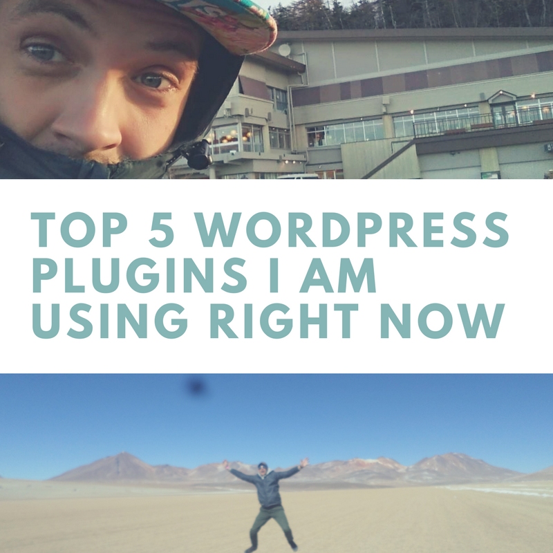 Top-5-Wordpress-Plugins-I-Am-Using-Right-Now